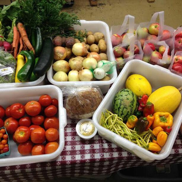 CazCares Fresh Food Pantry